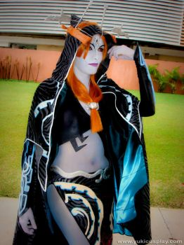 Twilight Princess Midna 2 by Yukilefay