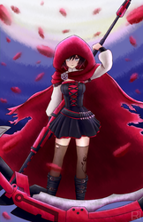 Ruby Rose by rooxx13