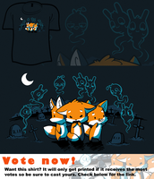 Woot Shirt - Return Of The Noms by fablefire