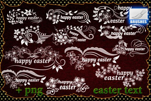 Easter Text 414 by roula33