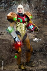 Samus Aran by Kath Dragons (Metroid: Other M) by kathdragons