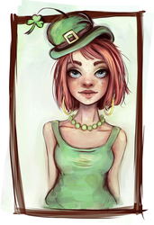 Happy St. Patty Day by 0Stephanie0