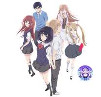Kuzu no Honkai 03 Render by AeNa34