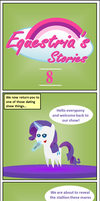 Equestria's Stories - 8 by Zacatron94