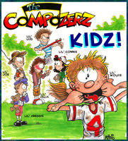 Compozerz Kidz Cover Page by hankinstein