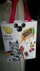 art bag completed by Kynimfan1