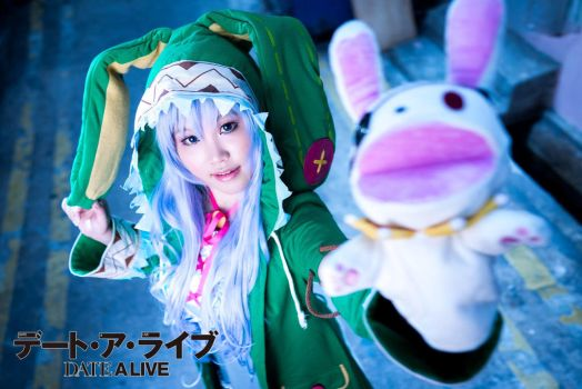 Date A Live - Yoshino I by baby-ruby