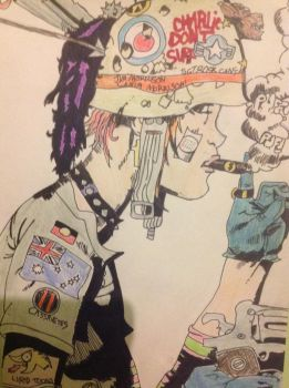 Tank Girl by Nightshade252