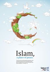 Islam, a place of peace by eyewitness21