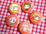 Pins - Animal Hat Kids by yuzukko
