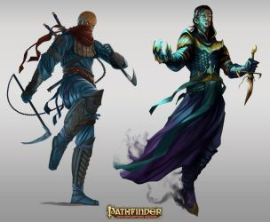 Pathfinder Roleplaying Game: Strategy Guide by DavidAlvarezArt