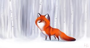 Foxie by Anuk