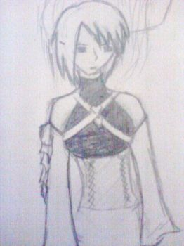 My 1st attempt at Aqua by Yaoi-lover-4ever