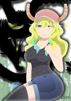 Lucoa by LightDragon87