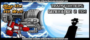AT4W: Transformers Generation 2 NO.1 by DrCrafty