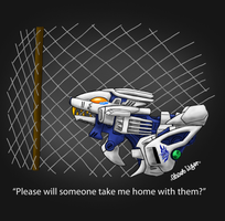 Please take me home by GhostLiger