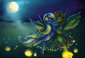 Under the Moon by Stasushka