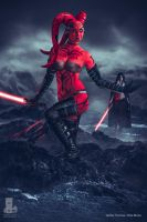 Darth Talon by Danica-Rockwood