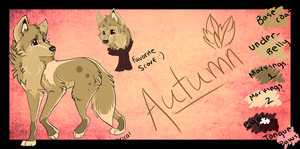 Autumn Ref by WolfArtista