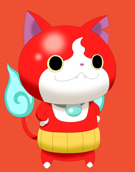 Red Kitty FTW by Cansin13Art