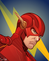 Flash - Injustice costume by drifith