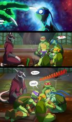 TMNT: Dragons Rising Pg 05 by JazzTheTiger