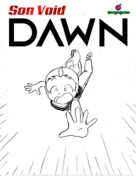 Dawn ~ Mock Comic Cover by Son-Void