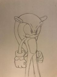Mighty the armadillo by Sonictheamazingartis