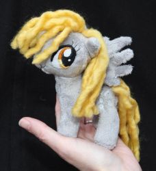Diddy Derpy Hooves by DraglaPlushies