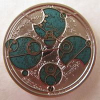 Time Lord Coin - Imbolc Edition by ce-e-vel