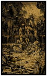 The Death of Timawa by tagasanpablo
