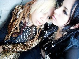 FILTH - AOI AND RUKI by a-matsumoto
