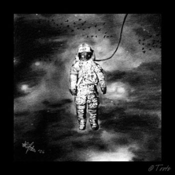 Floating In Space -Deja Ent.. by toots9892