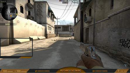 CSGO overlay commission by smallruubzz