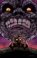 Majora's Mask by Mephmmb