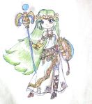 palutena by ninpeachlover