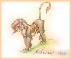 Maharani by OmegaLioness