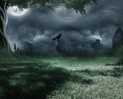 Haunting Bg Stock 0m by Moonglowlilly