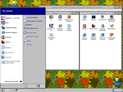 Windows 3x  Preview by magnus87