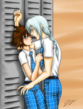 Soriku - Go out with me by x-Lilou-chan-x