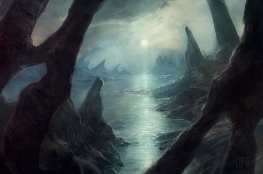 Distant Land by merl1ncz