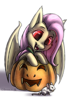 Happy Halloween by Plumpig