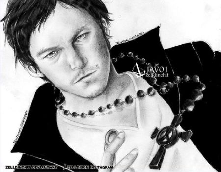 Murphy Macmanus  Boondock Saints by zelldinchit
