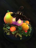 Pumpkaboo Autumn Challenge by Efraimrdz