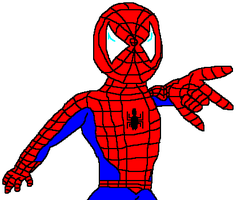 Spidey by WolfTron
