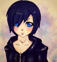 Xion :3 by Roxaoleen