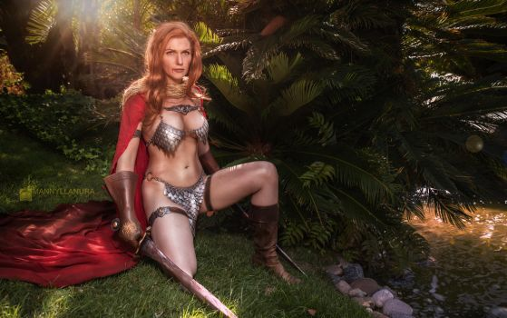 Red Sonja by Jacqueline Goehner II by wbmstr