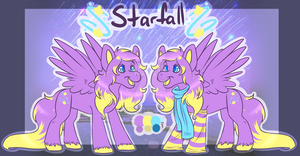 Starfall Ref 3.0! by MonsterMeds