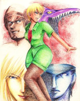 METROID: Other M by s-azma