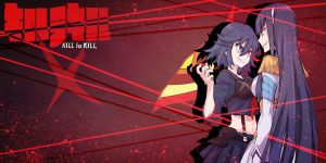 Kill la Kill Wallpaper by TakariK1ng
